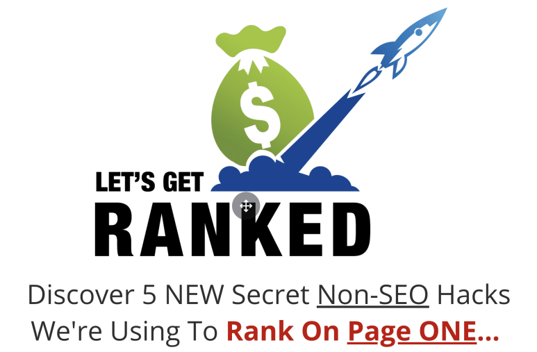 Let's Get Ranked | 5 Different Traffic Sources To Rank On Page One Of Google 10