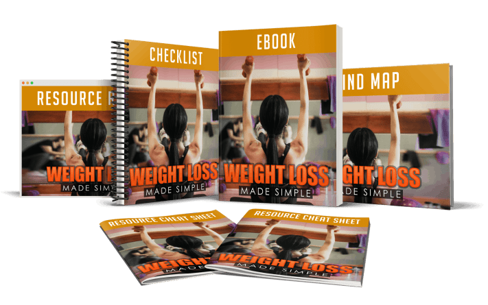 Premium PLR Reports - Weight Loss Made Simple 2