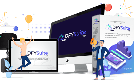 DONE-FOR-YOU Page 1 Rankings with DFY Suite 3.0