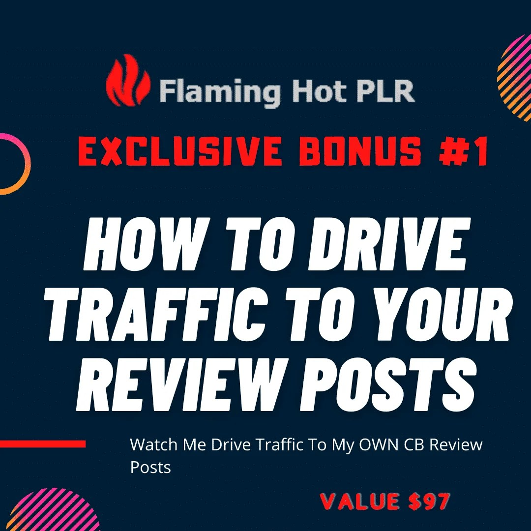 Done For You Top Clickbank Product Reviews PLR 2021 For Affiliates and Bloggers 7