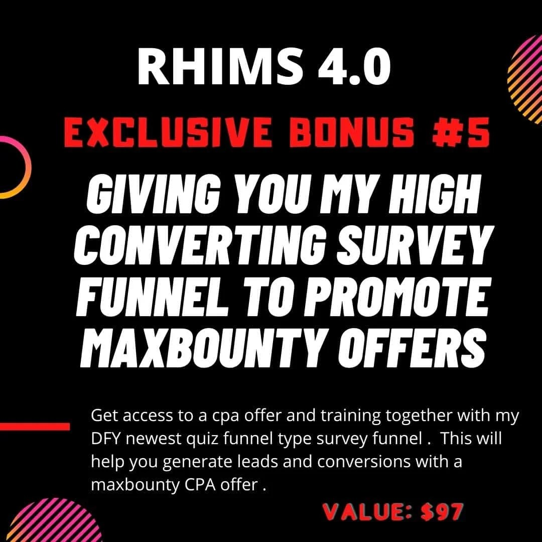 """RHIMS 4.0 : Use This """"Affiliate Toolkit"""" to Increase Conversions & TRIPLE Your Affiliate Sales This Year 11"""