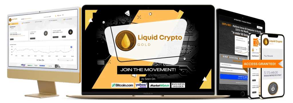 Liquid Crypto Gold - This Oil Company is Paying Me $1,602.30 in ETH 12