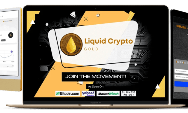 Liquid Crypto Gold – This Oil Company is Paying Me $1,602.30 in ETH