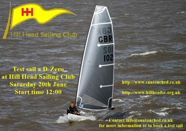 Demo Event News – Hill Head SC and Hayling Island