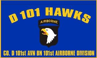 D Company 101st Aviation Battalion