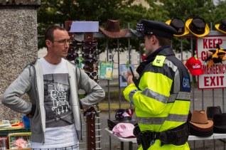 Kilkenny Streets - Springsteen 2013 -1