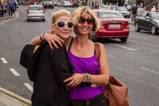 Kilkenny Streets - Springsteen 2013 -12