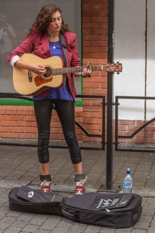 Kilkenny Streets - Springsteen 2013 -2