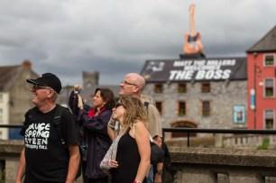 Kilkenny Streets - Springsteen 2013 -6