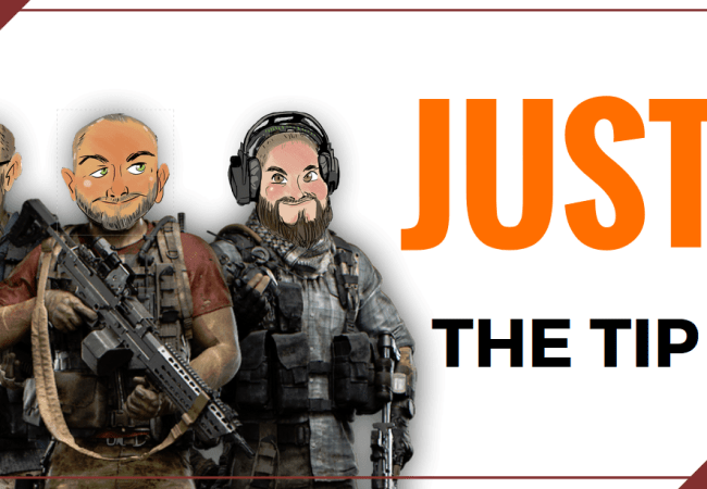 Just the tip – recon (1)