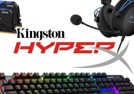 HyperX Computex 2019