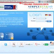 pagina fraudolenta