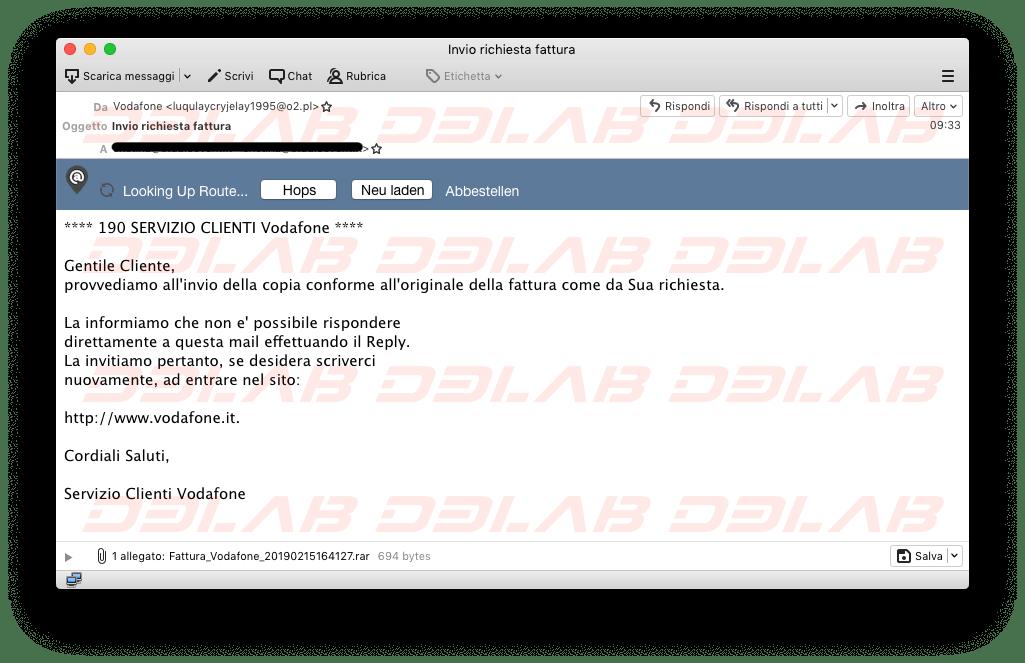 Vodafone Archivi D3lab