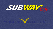 Subway Café at Yingling Aviation