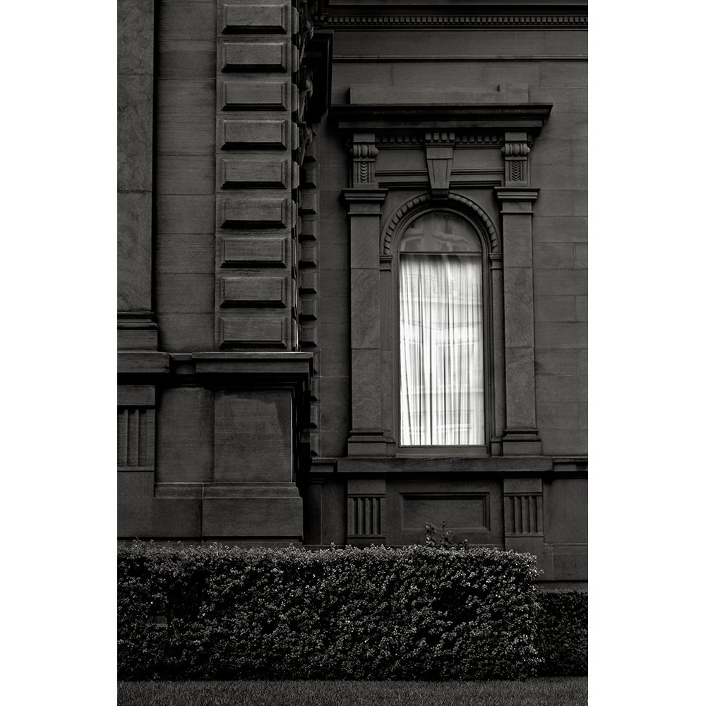 Whispers Series - Architectural survivors of the 1906 San Francisco earthquake.