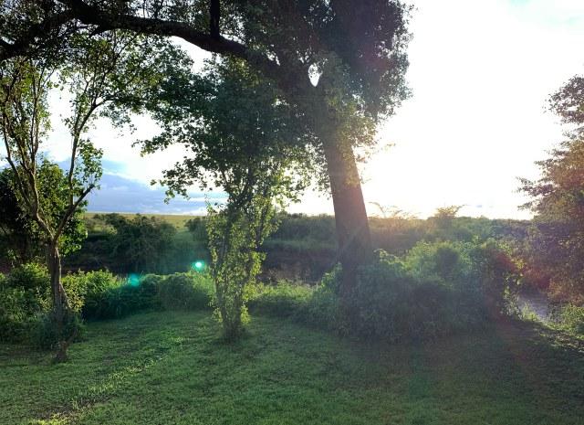 View from Tipilikwani Resort