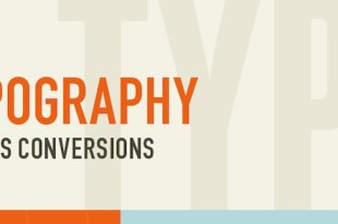 Top Ways Typography Affects Your Website Conversion Rate