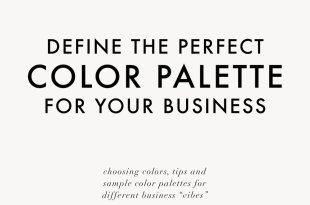 Guide To Colour Palettes To Help Define YourBrand
