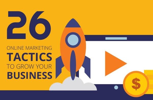 26 online marketing strategies to guarantee big returns in 2019