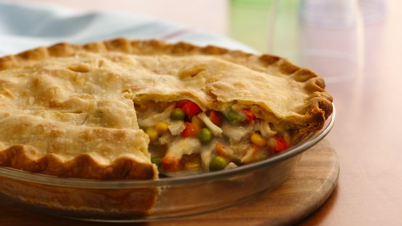 turkey pot pie thanksgiving dapulse recipe