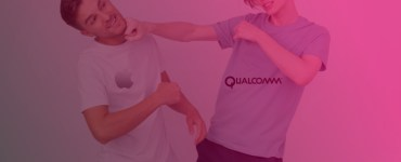 apple and qualcomm chip war dapulse technology
