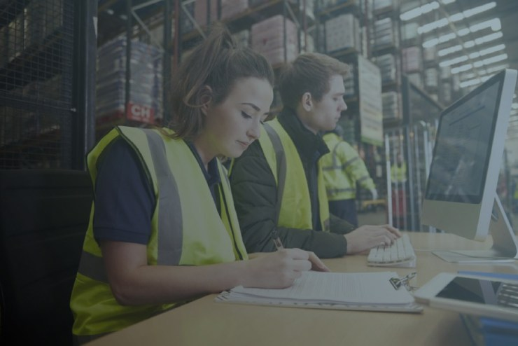 managing a warehouse dapulse business