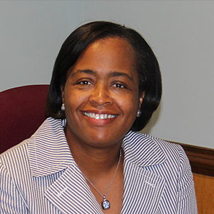 Lutheria Smith, SHRM-SCP : Director of Human Resources