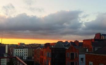 Dublin Dämmerung