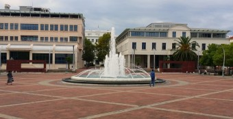 Brunnen am Hauptplatz
