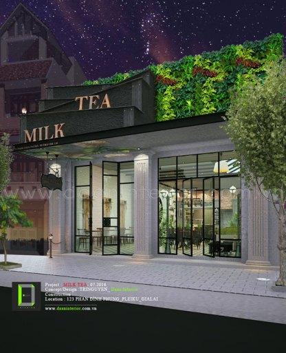 Milk Tea - 123 Phan Đình Phùng, Pleiku, Gia Lai