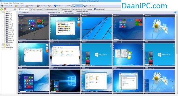 Net Monitor [2021] For Employees Crack With Key Full Free Download