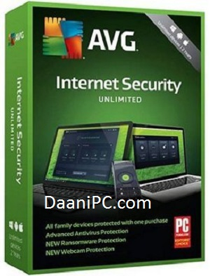 AVG Internet Security [2021] Crack With License Key Free Download