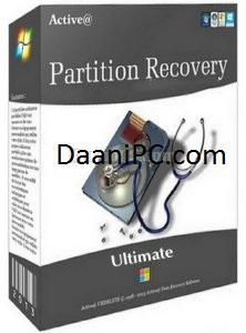 Active Partition Recovery [2021] Full Crack + Key  Free Download