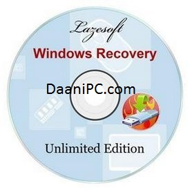 Lazesoft Windows Recovery [V4.3.1.1] [Unlimited] Crack Free Download