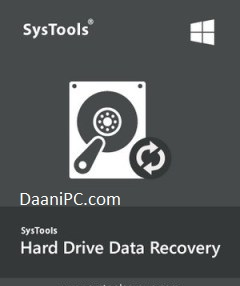 SysTools Hard Drive Data Recovery [V16.3.0.0] Crack With License Key Latest