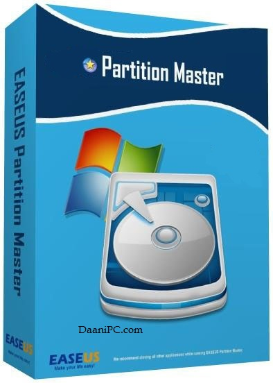 EaseUS Partition Master [V14.0] With Crack [Latest] Free Download
