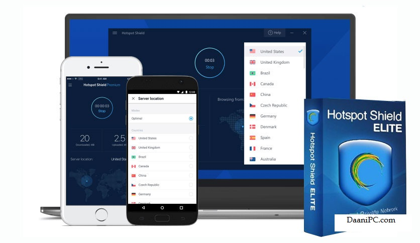 Hotspot Shield Business [v8.4.5] Elite Edition With Crack Free Download