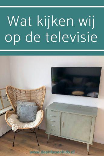 Wat kijken wij op de televisie welke programma's kijk ik nog op de tv mamablog