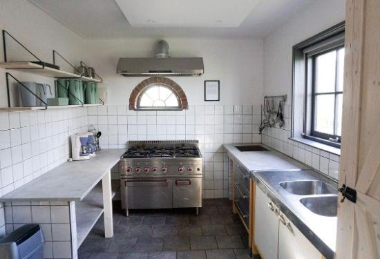 keuken verbouwen verbouwing voor na foto