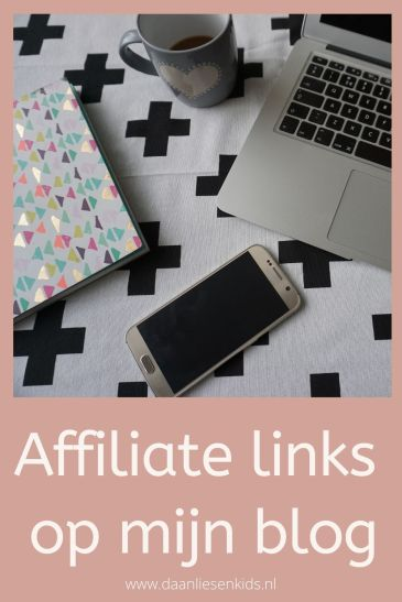 Affiliate links op mijn blog mamablog lifestyleblog