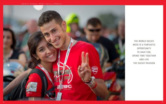 Ducatisti - people @ World Ducati Week