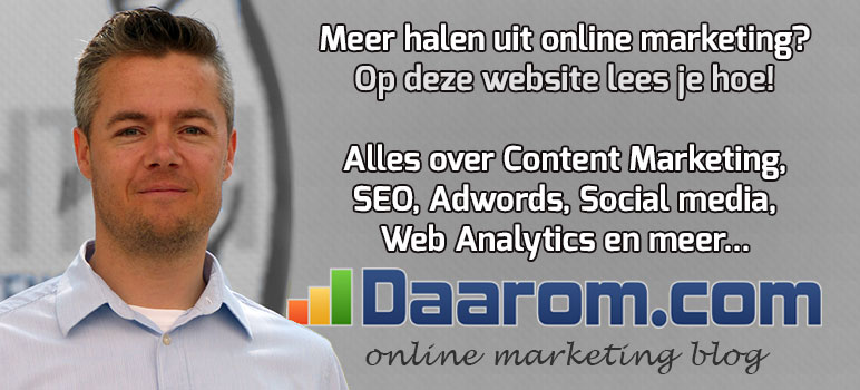 Daarom.com online marketing Noordwijk