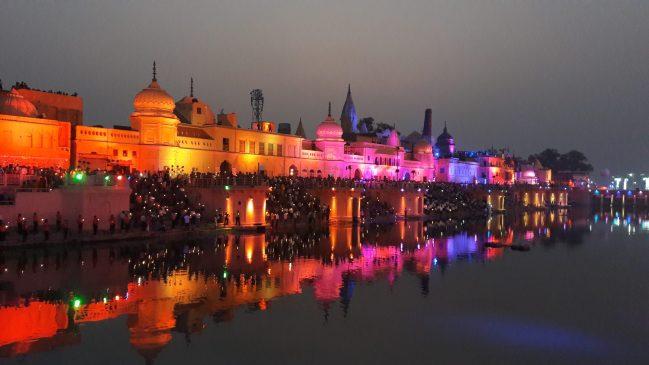 अयोध्या : पर्यटन को बढ़ाने के लिए अगले पांच साल तक सरकार की नज़र