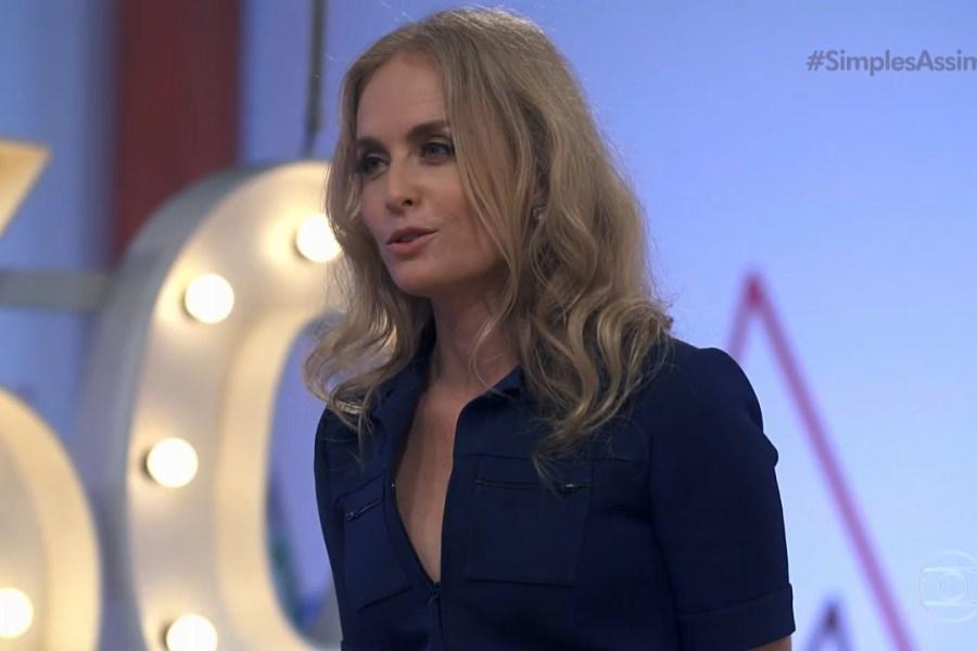 programa Simples Assim, comandado por Angélica, após uma estreia morna na audiência deu uma reagida e bateu recorde de audiência
