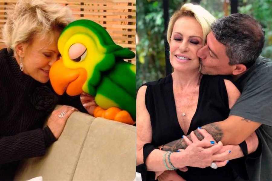 Ana Maria Braga com Tom Veiga o louro josé-compressed