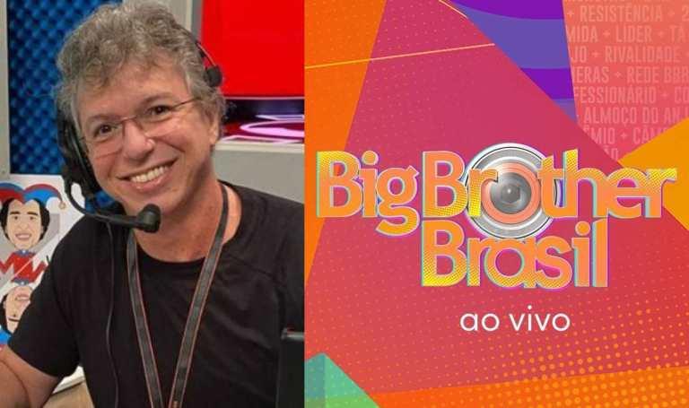 Boninho comanda Big Brother Brasil