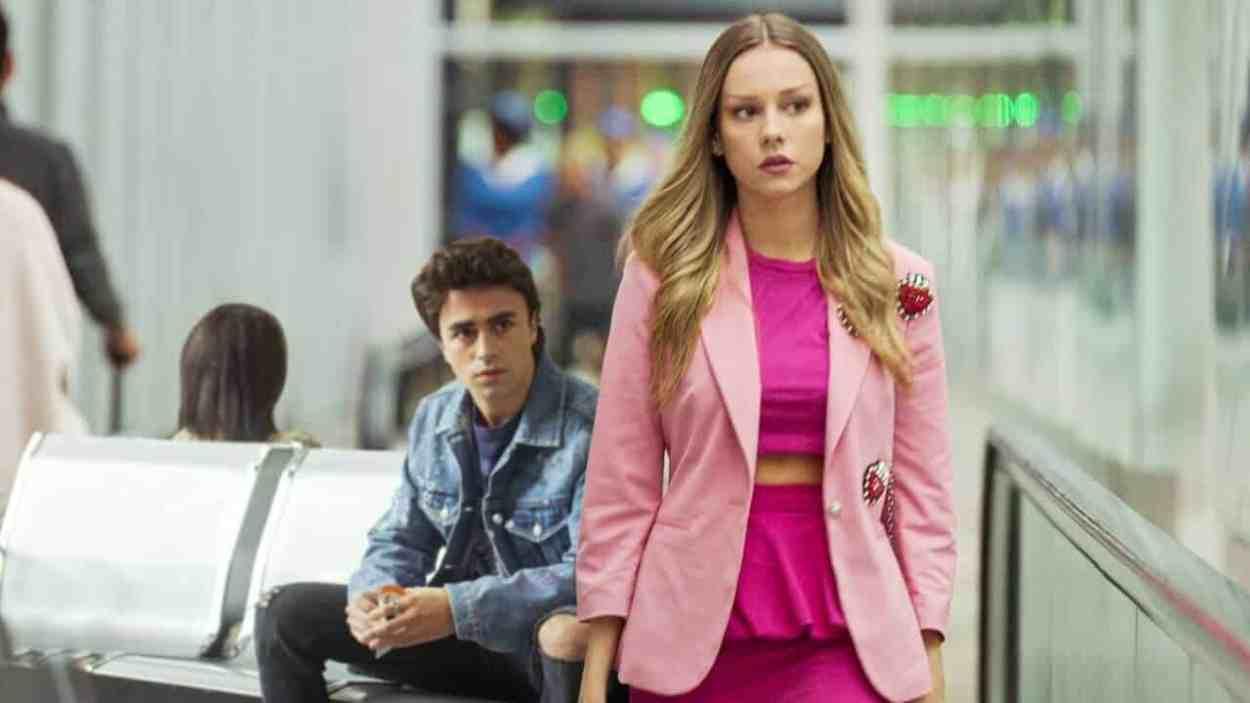 Carla e Samuel são o destaque da última parte do especial Elite Histórias Breves da Netflix.
