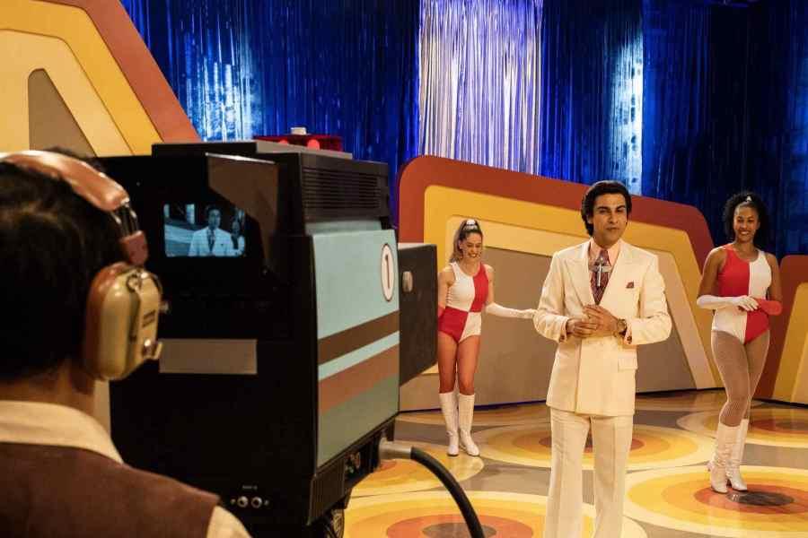 O Rei da TV, série sobre a vida de Silvio Santos no STAR+, streaming da Disney ganhou as primeiras imagens no Twitter, confira.