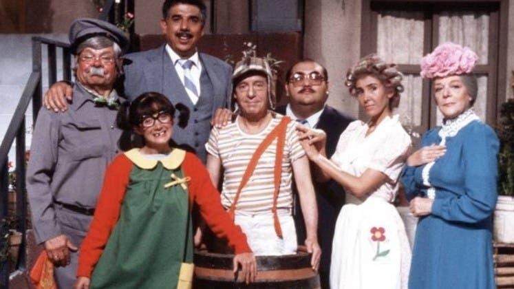 Chaves na Globo