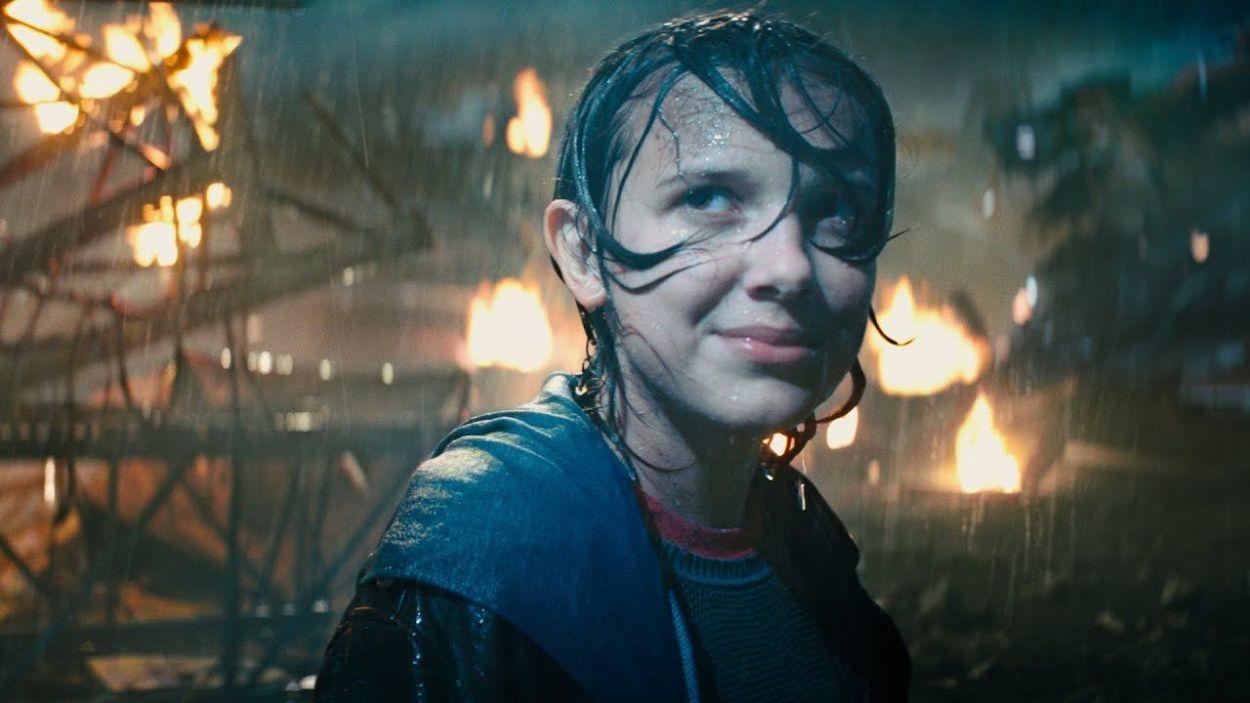 Millie Bobby Brown em Godzilla II: Rei Dos Monstros